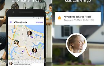 Find my kids - kid tracker