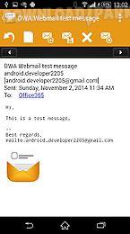 owa webmail