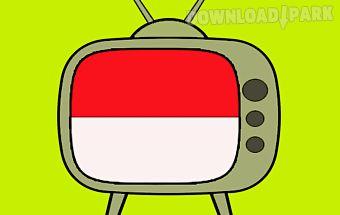 Siaran tv indonesia