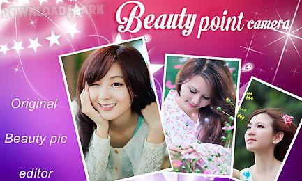 beauty point camera - selfie