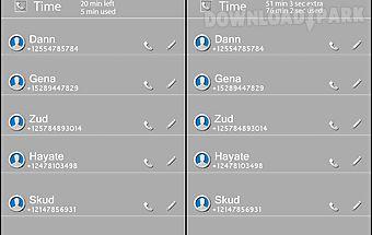 Call timer