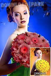 color effects photo splash