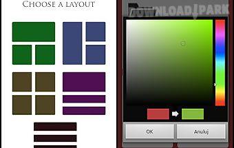 Pics grid - collage (picstich)
