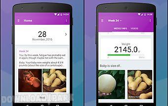 Pregnancy app expertli (free)