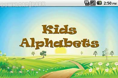 kids fruits alphabets musical