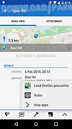 locus - addon geoget database