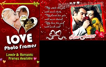Love photo frames 2016