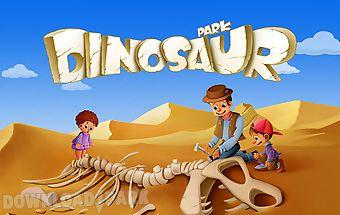 Dinosaur park - jurassic world