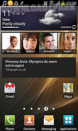 favorite contacts widget free