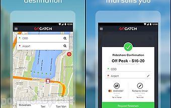 Gocatch: taxi & rideshare