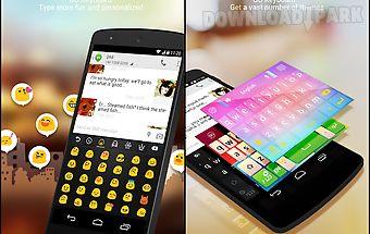 Malay for go keyboard - emoji
