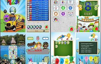 Maths bee for kids free