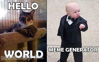 Meme creator 2016