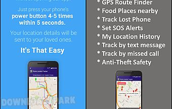 My phone location tracker gps