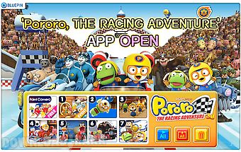 Pororo the racing adventure