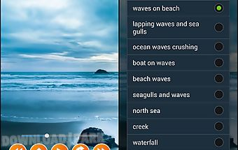 Sea sounds ocean nature sounds