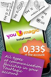 youmagic free call sip/voip/ip