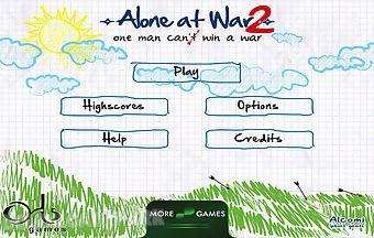 Alone at war 2 and 30 games