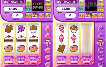 Candy casino slot machine