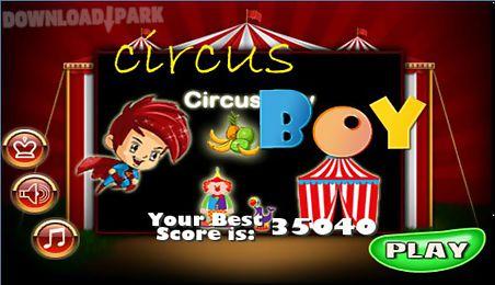 circus boy