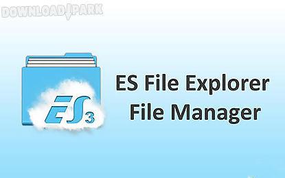 es file explorer: file manager