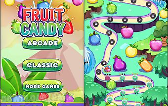 Fruit candy clash
