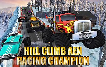 Hill climb aen racing champion