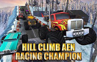 Hill climb aen racing champion
