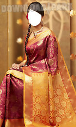indian bridal dresses montage