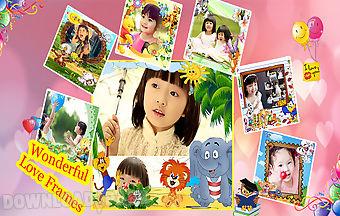 Kid photo frames 2015
