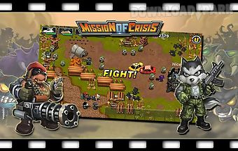 Mission of crisis by goodteam