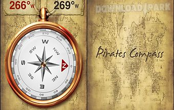 Pirates-compass
