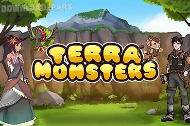 terra monsters