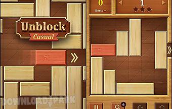 Unblock casual