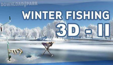 winter fishing 3d 2