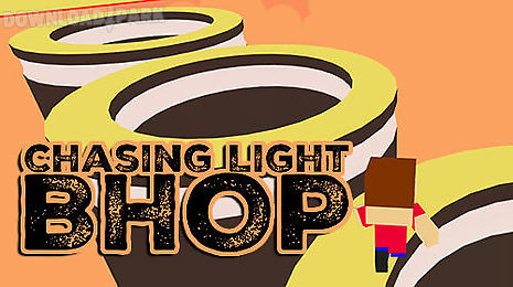 chasing light: bhop game