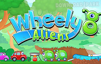 Wheelie 8: aliens