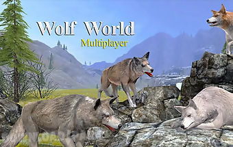 Wolf world multiplayer