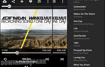 10tracks cloud music player