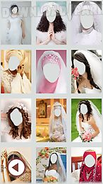 bridal dress fashion selfie