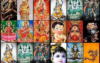 Hindu gods chat wallpaper