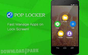 Pop locker - hide secret app
