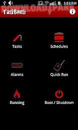taskbomb task scheduler