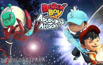 Boboi boy: adudu attacks! 2