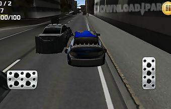 Dangerous city race