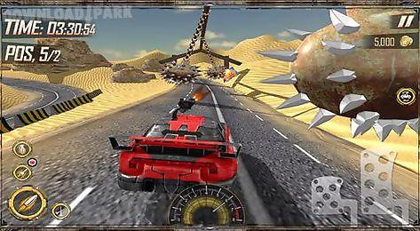 desert death: racing fever 3d