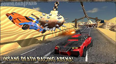 desert death: racing fever 3d
