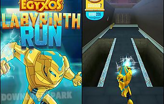 Egyxos: labyrinth run
