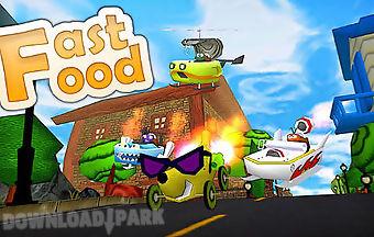 Fast food: fruit rush