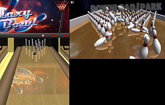 Galaxy bowling 3d perfect
